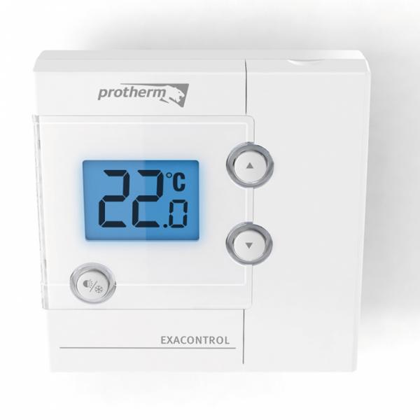 Комнатный регулятор температуры Protherm Exacontrol